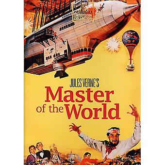 Master of the World [DVD] USA import