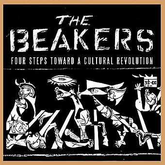 Beakers - Four Steps Toward a Cultural Revolution [CD] USA import