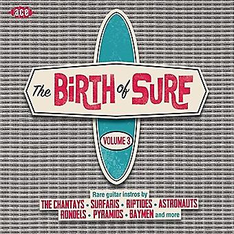 Birth of Surf - Vol.3-Birth of Surf [CD] USA import