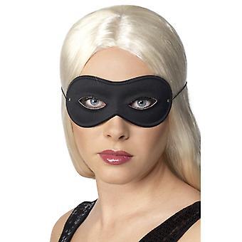 Farfalla-Augenmaske Schwarz