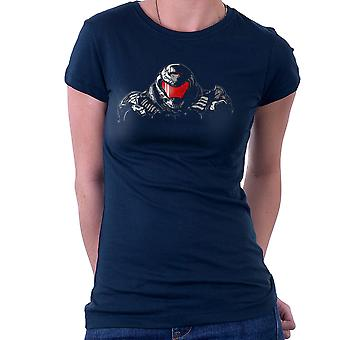 Frag Master Halo Master Chief Women's T-Shirt
