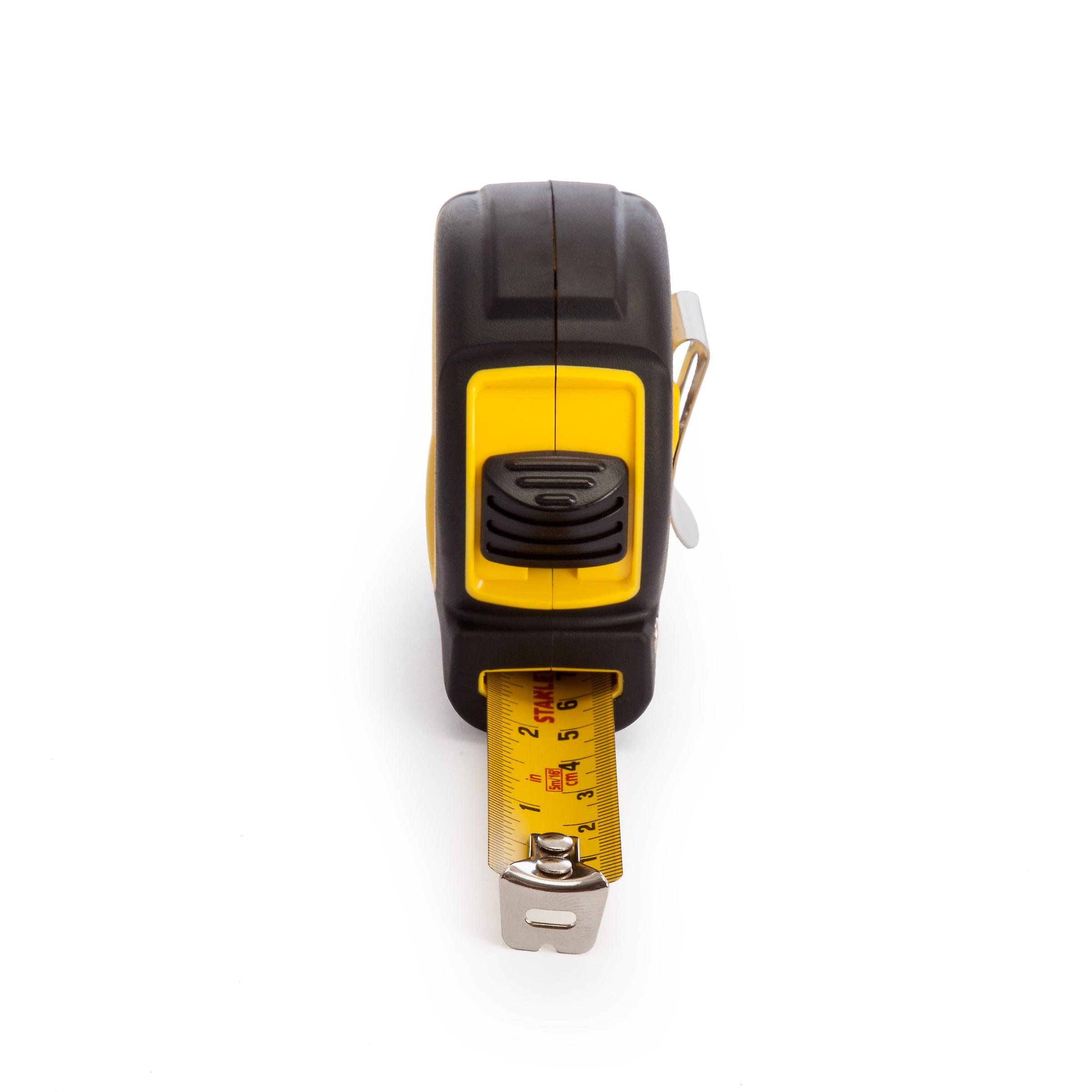Stanley 1-30-696 5m/16ft Metric/Imperial Tape Measure With 19mm Blade