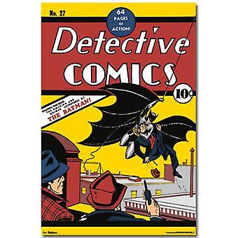 באטמן-הבלש קומיקס #27 הדפסה פוסטר פוסטר