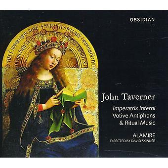 John Taverner - John Taverner: Imperatrix Inferni [CD] USA import