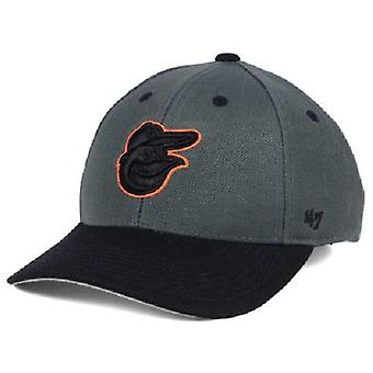 Baltimore Orioles MLB 47 Brand Kids MVP Two Tone Adjustable Hat