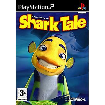 Shark Tale (PS2) - Ny fabrik förseglad