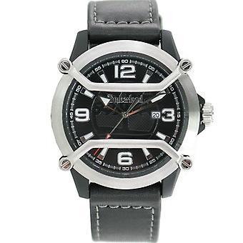 Timberland męskie zegarek zegarek na rękę skórzany analogowe TBL. 13867JPBS/02