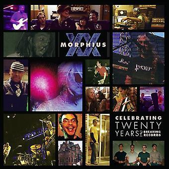 Morphius XX: Celebrating 20 Years of Breaking / Va - Morphius XX: Celebrating 20 Years of Breaking / Va [Vinyl] USA import