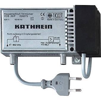 Kathrein VOS 20/F kabel TV versterker 20 dB