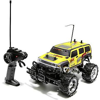 Mad Gear 1:14 RC model car for beginners Electric Monster truck RWD