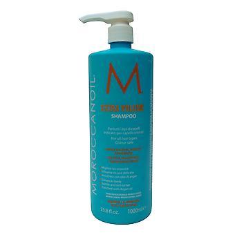 Moroccanoil Extra Volume Shampoo, 1000 ml