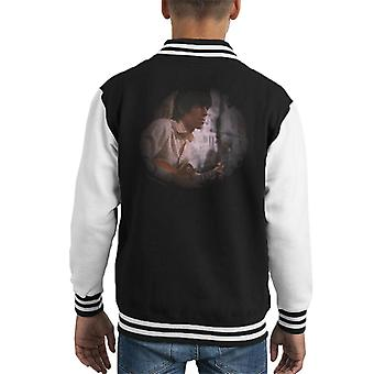 TV Times Keith Richards Les Paul Ready Steady Go Kid's Varsity Jacket