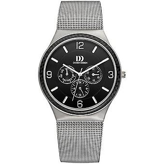 Tanskan design Miesten Watch IQ63Q994