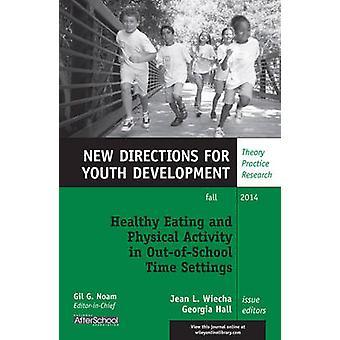 Sunda matvanor och fysiska aktivitet i inställningar för Out-of-School tid-