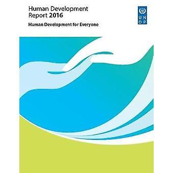 Rapport sur le développement humain 2016 - développement humain pour tout le monde par unité