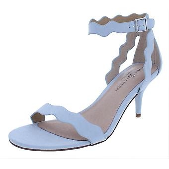 Chinese Laundry Womens Rosie Open Toe Ankle Strap Classic Pumps