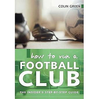 Slik kjører du en fotballklubb: Insiders trinnvise