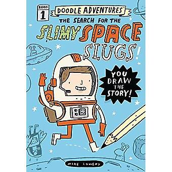 Doodle Adventures: Het zoeken naar de slijmerige ruimte naaktslakken!
