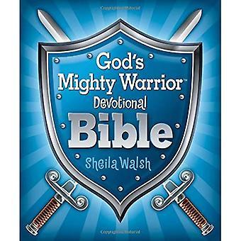 Poderoso guerreiro Bíblia devocional Rpk Deus