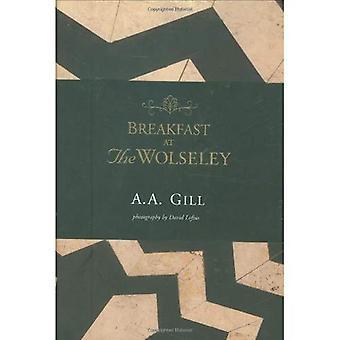 Ontbijt in de Wolseley [Illustrated]
