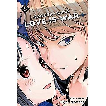 Kaguya-Sama: Kärlek är krig, Vol. 5 (Kaguya-Sama: kärlek är krig)