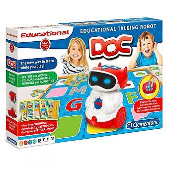 クレメンノーニDOC教育スマートロボット