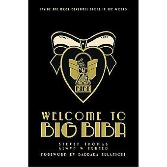 Tervetuloa Big Biba: maailman kaunein myymälän sisällä