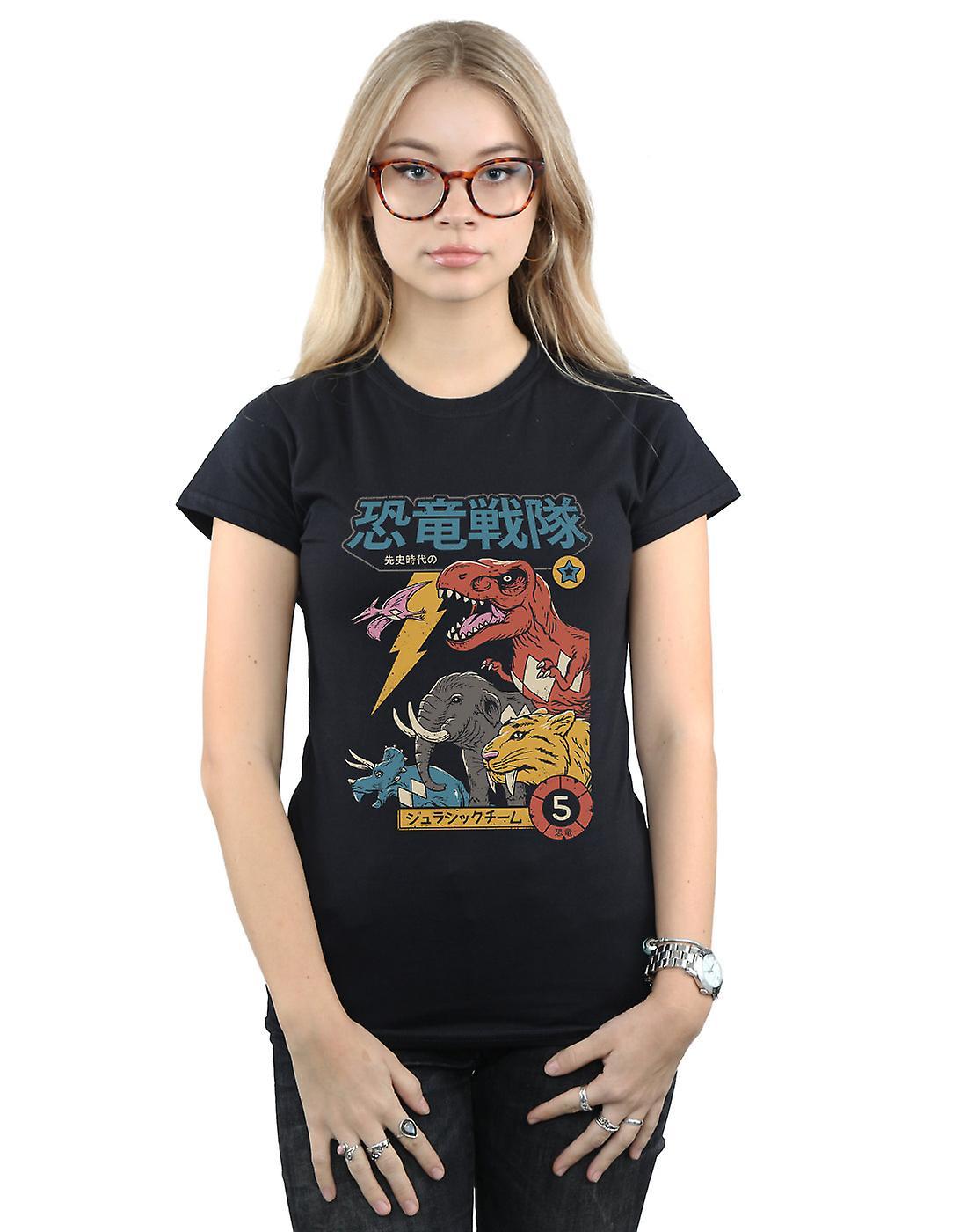 Vincent Trinidad Women's Dino Sentai T-Shirt
