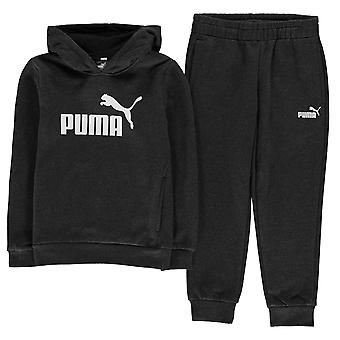 PUMA Kinder OTH Jogger Hoody Set Junior Boys