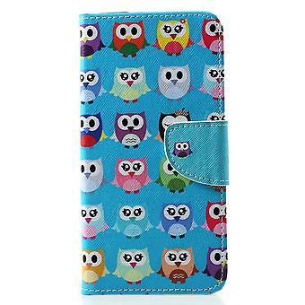 Huawei P30 Pro Monedero Case-Little Owls
