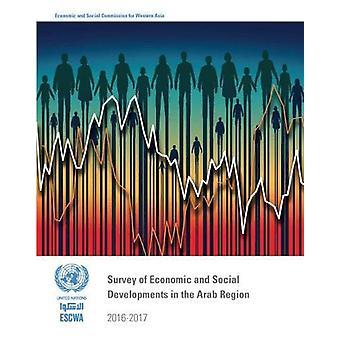 Undersökning av ekonomiska och sociala utvecklingen i den arabiska regionen 2016-20