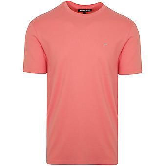 Michael Kors Classic grapefrukt Pink T-skjorte