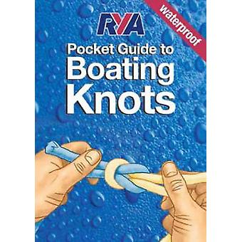 RYA Pocket Guide to Boating Knots - 9781905104727 Book