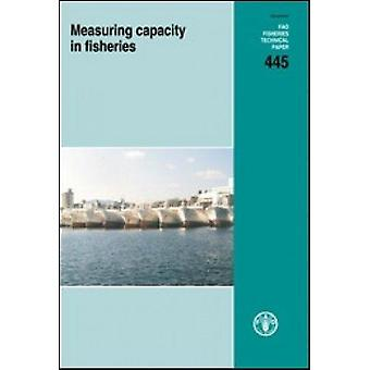 Measuring Capacity in Fisheries by Food and Agriculture Organization