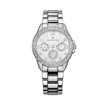 Timothy Stone Women's KATY Silver-Tone Watch