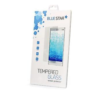 Screen Protector Nokia 7.1 in tempered glass, Blue Star