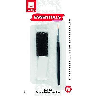 Makijaż makijaż w FX Essentials zestaw akcesoriów kosmetycznych narzędzie karnawał zestaw narzędzi