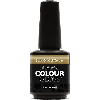 Artistic Colour Gloss Gel Nail Polish Collection - Inspired (03093) 15ml