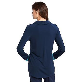Féraud 3191149-16550 Women's Casual Chic Frozen Green Loungewear Takki