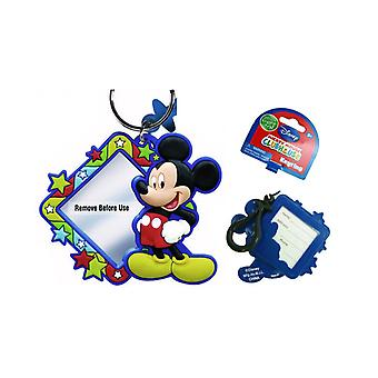 Key Chain - Disney - Mickey with Mirror New Licensed 21146