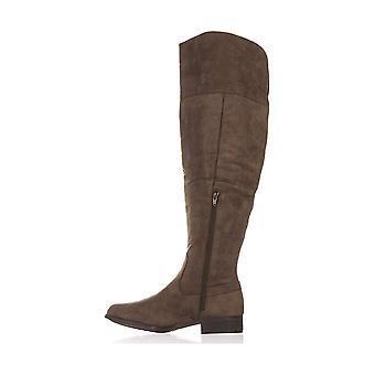 American Rag Donne Aadarra Tessuto Chiuso Toe Over Knee Fashion Stivali