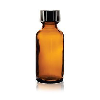 20X Amber Glass Bottles