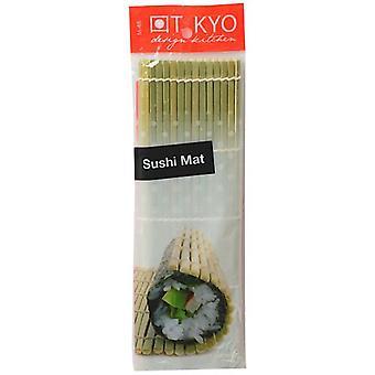 TDK Fzsushi Mat 24X24Cm Bamboo M-43S 10/200 (Kitchen , Cookware , Kitchen Gadgets)