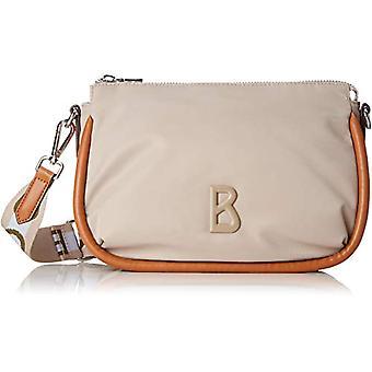 ليخ Ymi Shoulderbag Shz - حقائب الكتف البيج للمرأة (بيج)) 13.0x18.0x27.0 سم (B x H T)