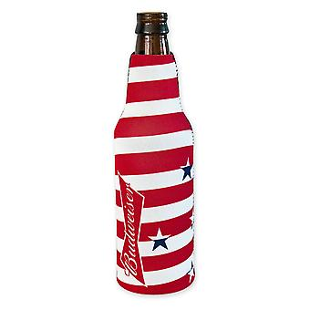 Budweiser Stars And Stripes fles Cooler