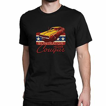 Ford Cougar T-shirt. OFFICIALLY LICENSED FORD PRODUCT.
