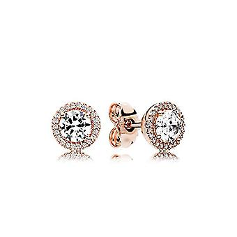 Pandora Silver Women's Stud Earrings - 286272CZ