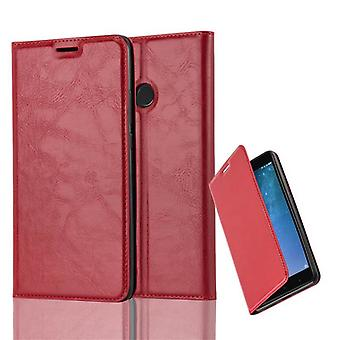 Case for Xiaomi Mi MAX 2 Foldable Phone Case - Cover - with Stand Function and Card Slot