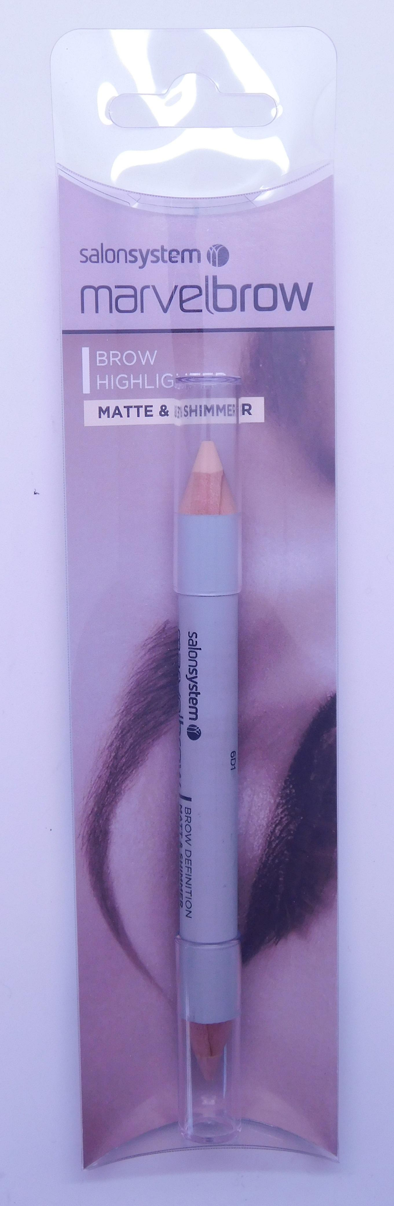 Salon System Marvelbrow Brow Highlighter