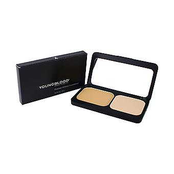 Youngblood Pressed Mineral Foundation - Barely Beige 8g/0.28oz